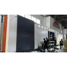 Линия по производству стеклопакетов с газовым наполнением