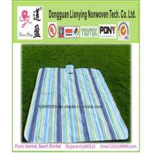 Wasserdichte Faltbare Picknick Super Soft Flanell Decke