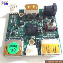 OEM для агрегата PCB Автомобильное зарядное устройство pcba платы, используемые в промышленных системах управления агрегата PCB Шэньчжэнь