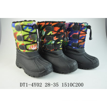 Cartoon Warming Snow Boots for Children