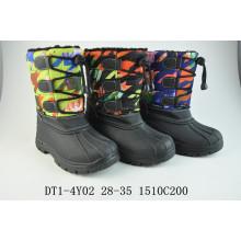 Cartoon Warming Snow Boots for Children