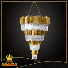 Hotel-Projekt Dekorative Kristall-Kronleuchter (KA1623-625)