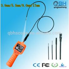 Cámara de Pan / Tilt de inspección de alcantarillado a prueba de agua TFT LCD impermeable de 2.4 pulgadas