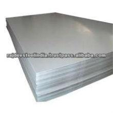 Folha de aço inoxidável ASME SA 240