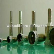 broca de vidrio electrochapado de diamante de alta calidad