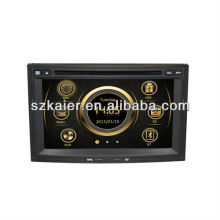 High definition car mp4 player for Peugeot 3008/5008 with GPS/Bluetooth/Radio/SWC/Virtual 6CD/3G internet/ATV/iPod/DVR