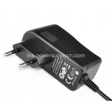 AC DC 12W Switching Power Adapter / Sumber Kuasa