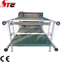 Tipo aprovado máquina do rolo do CE da sublimação térmica do calor para a tela
