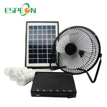 Sistema baixo do painel solar da bateria acidificada ao chumbo portátil do baixo preço 12V de Espeon
