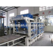 Interlocking coal ash brick making machine sale in Thailand