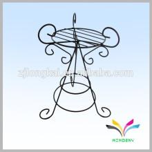 Fournisseur chinois propre usine de façade décorative décorative fleur pot stands