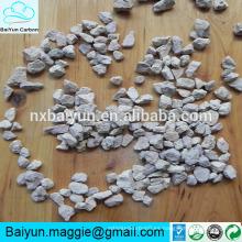 Ningxia baiyun profesional suministro de zeolita natural granular