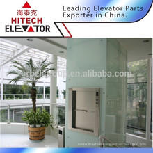 Single speed Dumbwaiter Elevator , 0.4m/s/with frame shaft