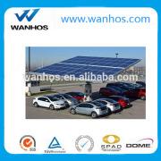 Aluminum Material Solar Ground Mounting Carport System