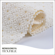 China personalizado atacado macio tecido jacquard de algodão