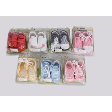 Baby Toddler Soft Bottom Shoes