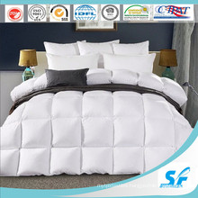 Louxurious Reversible Down Alternative Comforter for Home or Hotel