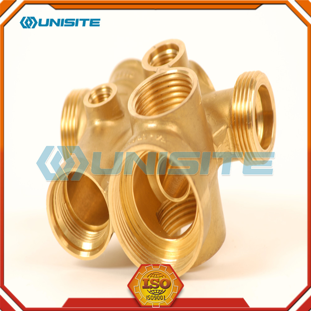 Brass Forging Valve Part