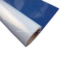 Material de impressão a jato de tinta digital à prova d'água / filme leitoso de impressão a jato de tinta PET / mídia de impressão a jato de tinta