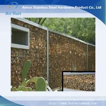 Высокое качество декоративной проволоки забор / ограждение из сетки для сада
