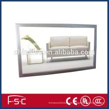 A0 führte Poster Rahmen schlanke Lichtkasten mit Snap-offene Alu-Profil