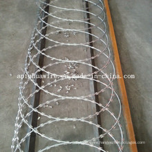 The Flat Wrap Type Razor Barbed Wire