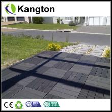 DIY Wood Garden Pavilion WPC Decking (WPC decking)
