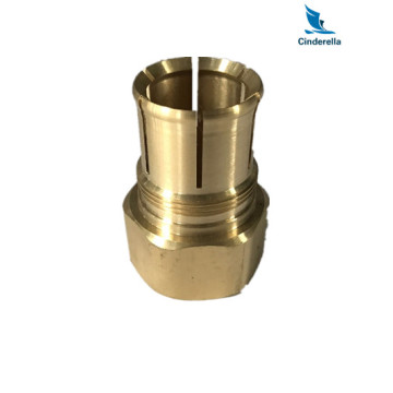 Brass Pipe Spare Parts Custom Service
