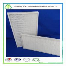 Filtro pré plissado preliminar da fornalha AC do painel GV da ATAC