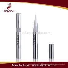 AP13-1, 2015 Modische silbrige leere Aluminium Eyeliner Tube