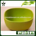 100% natural kids bowl eco-friendly bambu food bowl for kids