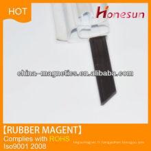 Joints de porte de réfrigérateur de haute Performance à aimant en caoutchouc