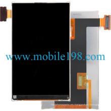 Pantalla de la pantalla LCD de las piezas del teléfono móvil para LG G2X P999