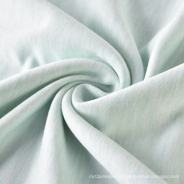 Tecido macio malha esporte 100% viscose tecido turco