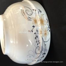 Porzellan-Porzellansuppe Schüssel Porzellansalat Schüssel