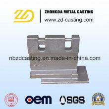 Fabrication d'acier d'OEM avec la fonte élevée de chrome par emboutissant