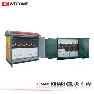 Wecome Gruppe Ausrüstung Serie Typ SF6 Ring wichtigsten Stromverteiler