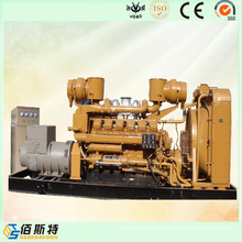 500kw Chine Type ouvert Type Jichai Diesel Power Generator Set