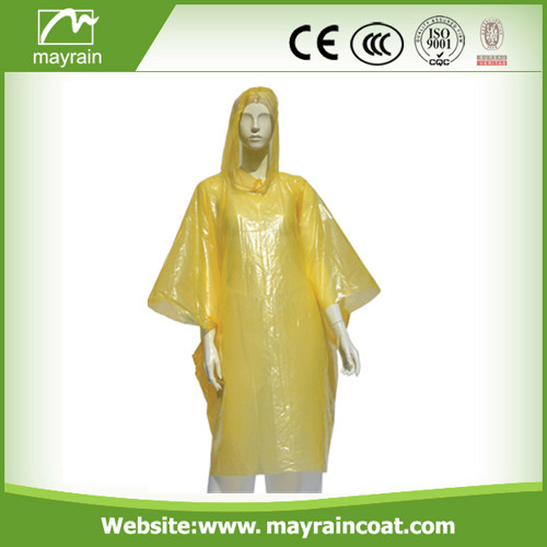 Emergency PE Poncho in Ball