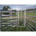 Austrália Usado DIP quente Galvanizado Cattle Yard Painel para Venda