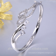 24k saudi bijoux en argent sterling bracelet bracelets en gros