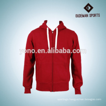 Factory custom wholesale zip up hoodies