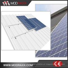 Painel solar relativo à promoção da montagem de cremalheira (D45)