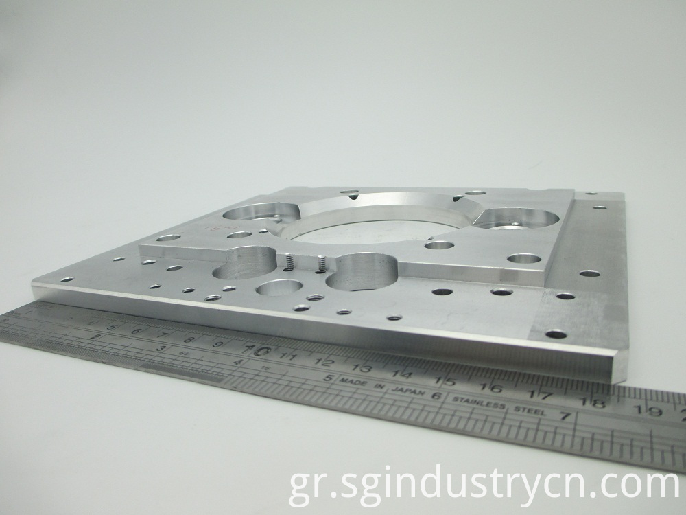 Agricultural Heavy Aluminum Cnc Machining Parts