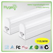 IP44 LED tubo lâmpada T8 tubo luzes com CE PSE RoHs certificação AC 85-265V levou lâmpada tubo t8
