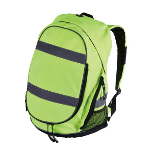Hi-Viz Yellow sport Backpack Rucksack Cycling