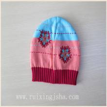 kids knitted hat andscarf  set