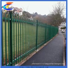 Поделочный забор сада частокол ограждения (ТТ-55)