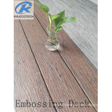 High Quality Embossed WPC Decking