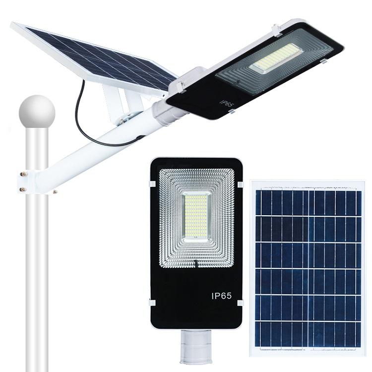 50w Solar Led Street Lamp